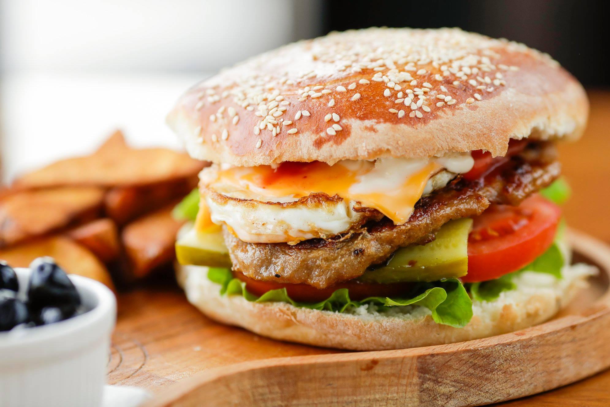 Rockuzine Hamburger