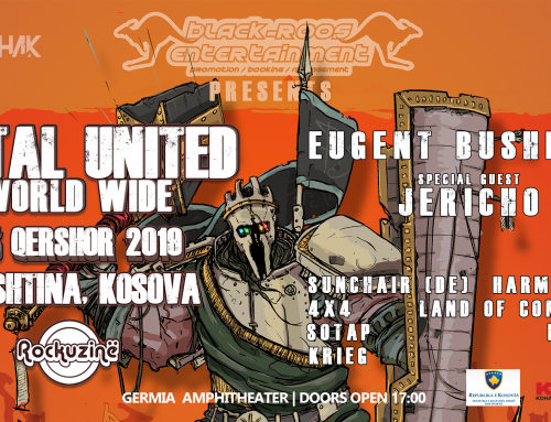 Metal United World Wide 2019